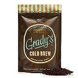 Grady's New Orleans-Style Cold Brew Ground Coffee Bag | 100% Arabica Medium-Dark Roast | Blend of...