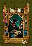 Ravensburger Puzzle 16747 Harry Potter Film 6 16747-Harry Potter 6-1000 Piezas, Multicolor