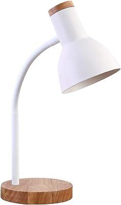 LXSEHN Lámpara De Mesa LED Personalidad Enchufar Dormitorio ...