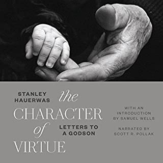 The Character of Virtue audiobook cover art