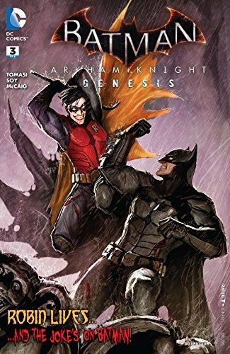 Batman: Arkham Knight - Genesis (2015-2016) #3 (Batman: Arkham Knight Genesis (2015-)) (English Edition)