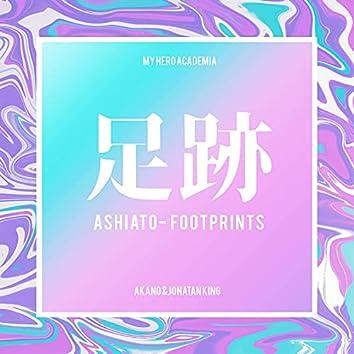 "Ashiato - Footprints (From ""My Hero Academia Season 5"") (Cover)"