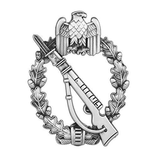 GuDeKe Insignia de Guerra de Combate de Asalto de infantería Alemana de...