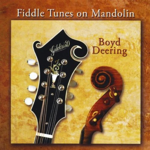 Fiddle Tunes on Mandolin