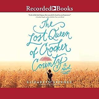 The Lost Queen of Crocker County audiobook cover art