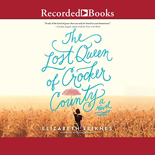 The Lost Queen of Crocker County audiobook cover art