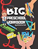 Big Preschool Workbook: Over 400 Full Color Activities Workbook|Daily Practice Brain Book for ... ,Alphabet,Maze,Coloring,Puzzle,Riddles,Quizes