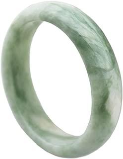 FOY-MALL Natural Jade Bangle Bracelet E1276