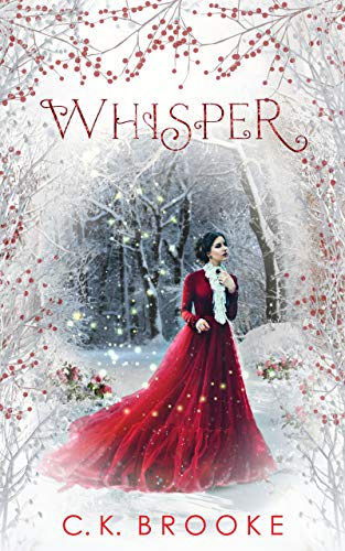 Book Cover for Whisper
