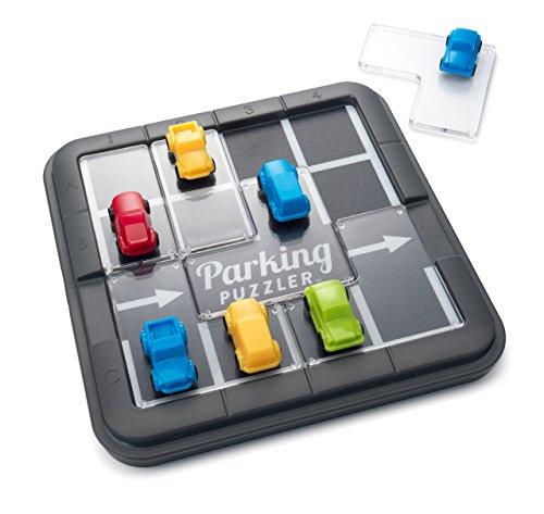 Smartgames–SG 434fr–Parkplatz tournis–Spiel der Reflexion - 3