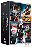 Coffret dc comics 5 films