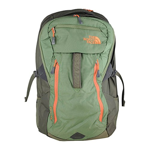 The North Face Router Taupe Green/Four Leaf Clover Unisex Daypack