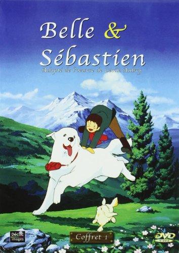 Belle & Sébastien - Coffret 5 DVD - Partie 1 - 26 épisodes VF [Import belge]