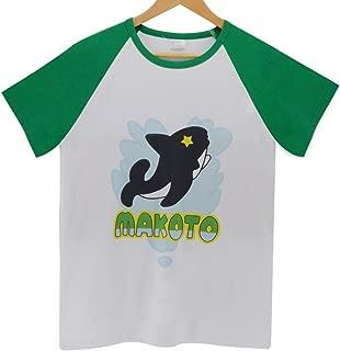 HOLRAN Free! Iwatobi Swim Club Makoto Tachibana Cotton T-Shirt