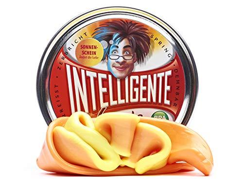 Intelligente Knete Ändert die Farbe (Sonnenschein) BPA- und glutenfrei