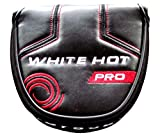 NEW Odyssey White Hot Pro Mallet Putter Cover Headcover