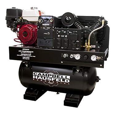 Campbell Hausfeld GR3200 3-in-1 Truck Mount 30 Gallon Air Compressor/Generator/Welder