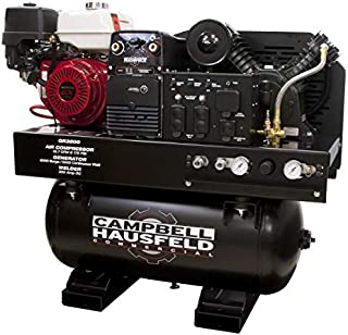 Campbell Hausfeld 3-in-1 Truck Mount 30 Gallon Air Compressor/Generator/