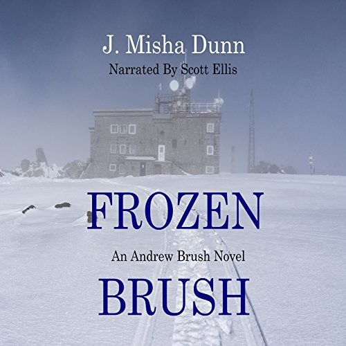Frozen Brush audiobook cover art