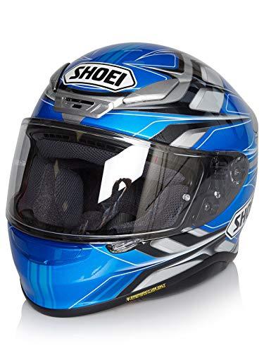 Shoei NXR Rumpus TC2 Casco del motociclo Taglia S