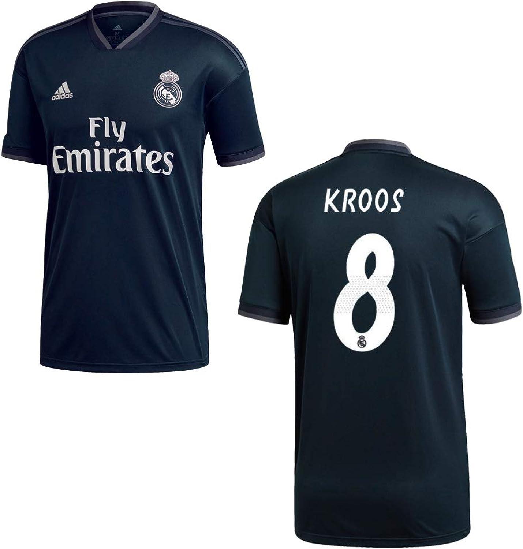Adidas REAL Madrid Trikot Away Kinder 2019 - KROOS 8