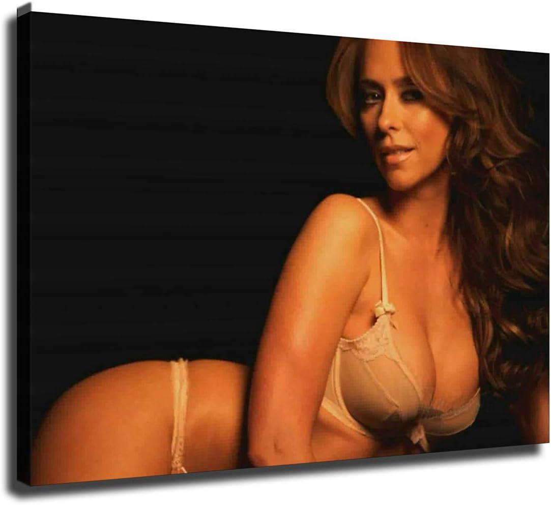 FINDEMO Jennifer Love Hewitt Sexy Poster Underwear 超特価 手数料無料 on Painting C