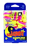 Howard Leight by Honeywell Leight Sleepers Disposable Foam Sleep Earplugs, 10-Pairs (R-01680)