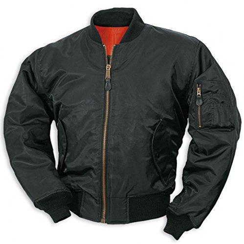 Surplus Jacke 'MA 1', Größe: L, Farbe: SCHWARZ