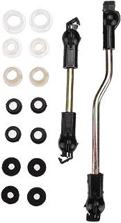 A Set Car Gear Shifter Repair Kit Selector Bush Kit for VW for Jetta & Golf Mk1 Convertible & GTI Selector Rods Linkage Kit