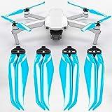 Hélices MAS Stealth para DJI Mavic Air 2 - Azul 4 piezas