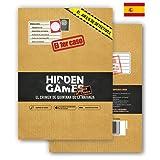 Hidden Games Escena del Crimen - EL 1er Caso - El Crimen de Quintana de la Matanza (Versión española) - Escape Room