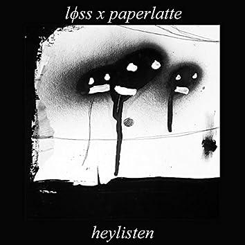 Heylisten (feat. Paperlatte)