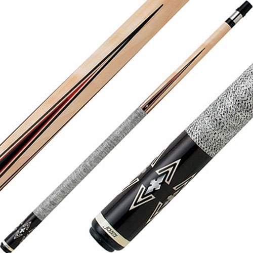 Joss Cues - The Color of Money Pool Cue - Includes Case - 19oz by Joss