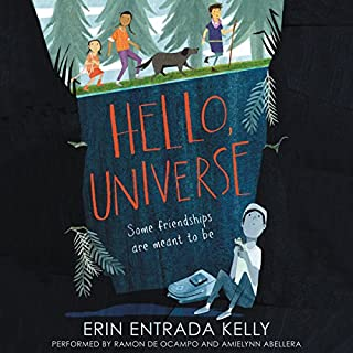 Hello, Universe cover art