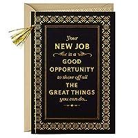 Hallmark Congratulations New Job カード