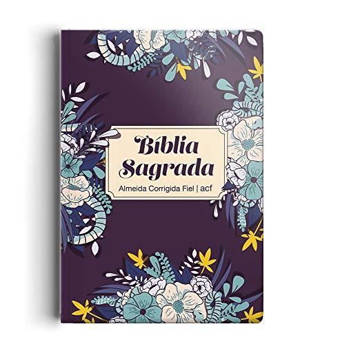 Bíblia ACF - Capa especial jardim