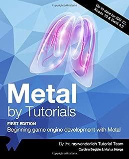 Metal by Tutorials: Beginning game engine development with Metal