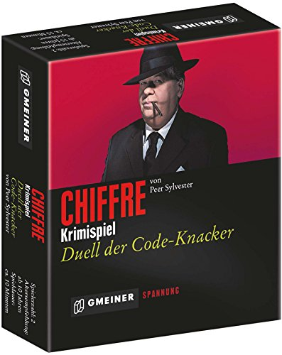 Gmeiner Verlag -  Chiffre: Krimispiel