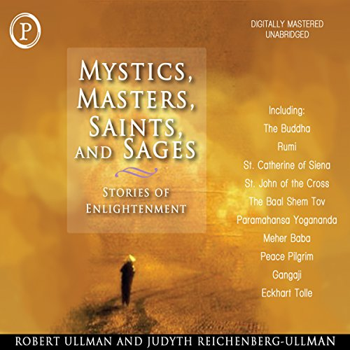 Mystics, Masters, Saints, and Sages audiobook cover art