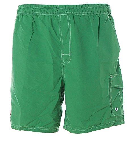 Shiwi Herren Badeshorts Shorts Badehose Boardshorts Grün L