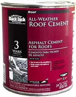 GARDNER-GIBSON 9/14/6230 29 oz Wet Dry Roof Cement
