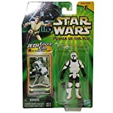 Star Wars: Power of The Jedi Scout Trooper (Imperial Patrol Battle Damaged) Action Figure