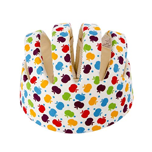 Keepcare Baby Safety Helmet (Apple) - Baby Head Protector