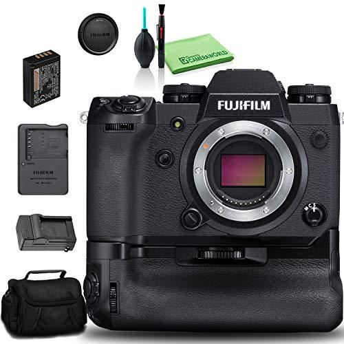 FUJIFILM X-H1 Mirrorless Digital Camera Body with...