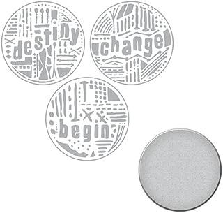 Spellbinders SDS-027 Word Circles 1