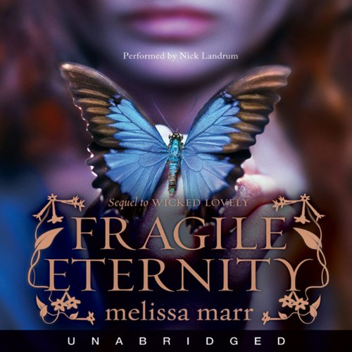Fragile Eternity audiobook cover art