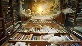 ChuYuszb Puzzle 1000 Piezas para Adultos Biblioteca Nubes Ocio Juguetes para niños Decoración del hogar Regalos de Arte