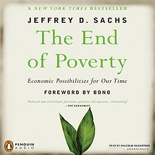 The End of Poverty audiobook cover art