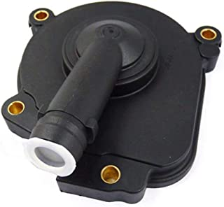Loovey Crank Crankcase Vent Valve PVC Oil Separator Cover For Mercedes C230 S550 CL550 Engine 2720100231 2720100431 2720100631