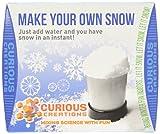 Funtime Curious Creations instantánea Nieve, Color Blanco